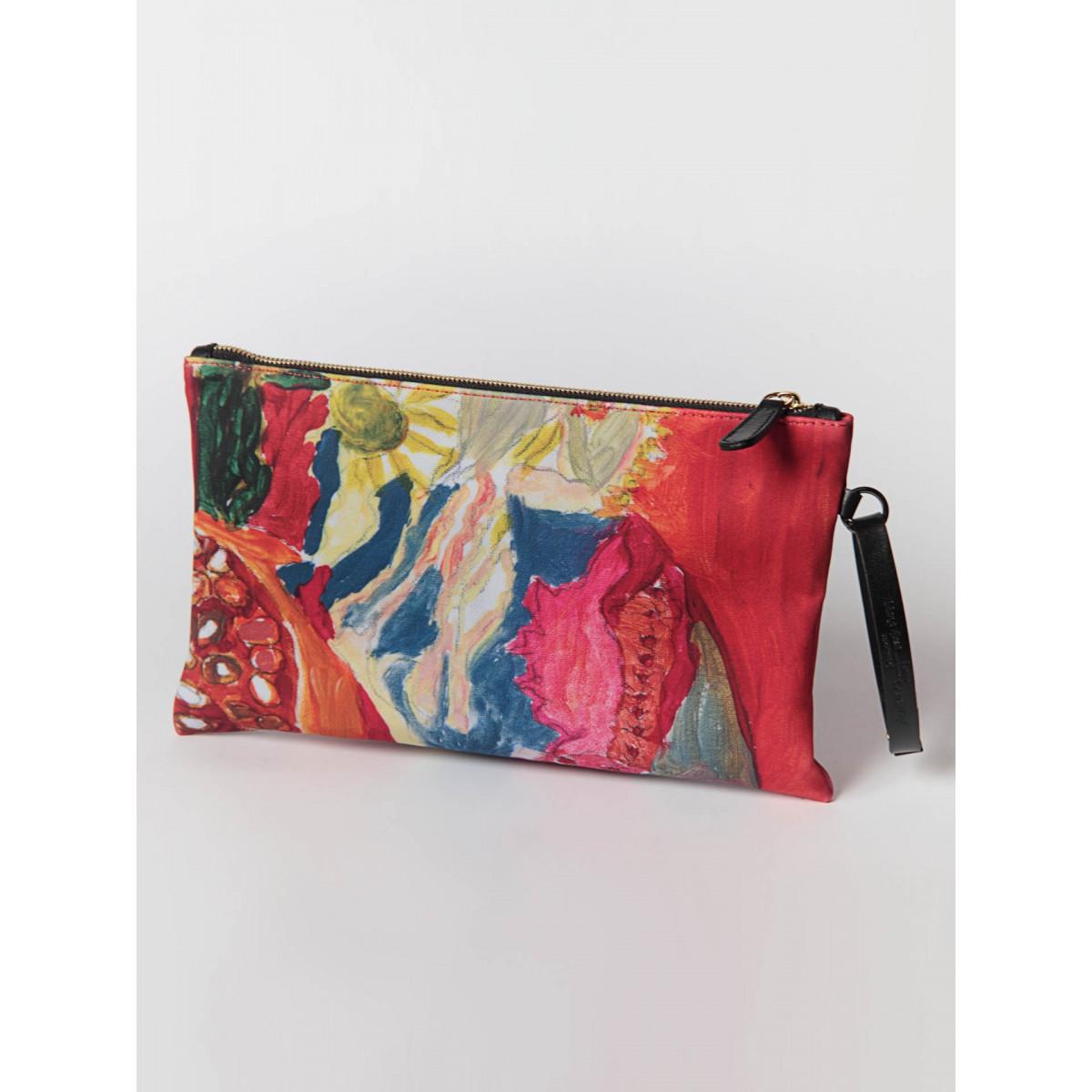 a0a7906d40900 Atomi Clutch Bag - Couturearte di Tiziana Musa e Eugenia Papa