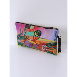Donna Albero Clutch Bag
