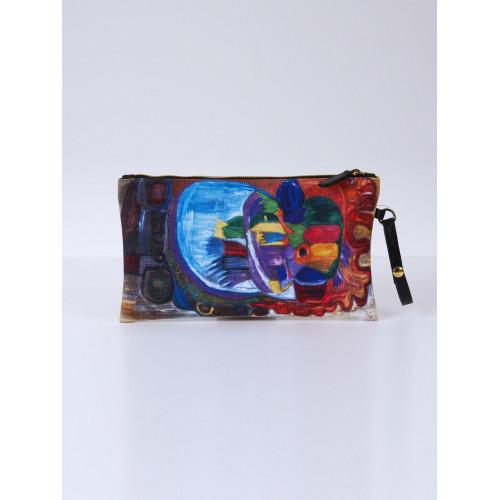 Fantasia Clutch Bag