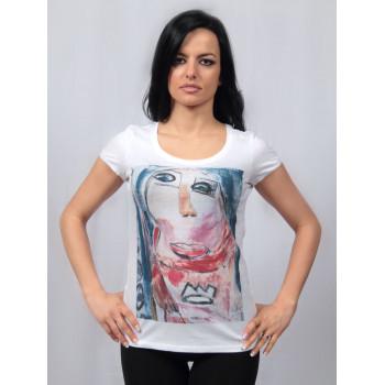 T-shirt Donna Complessa